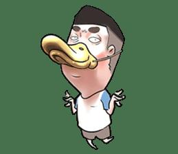 Mr.Tue 2 (English Version) sticker #14801383