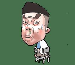 Mr.Tue 2 (English Version) sticker #14801384