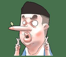 Mr.Tue 2 (English Version) sticker #14801385