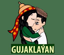 Leyli and Mejnun love story sticker #14805823