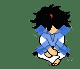 osu karate kids sticker #14808846