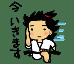 osu karate kids sticker #14808852