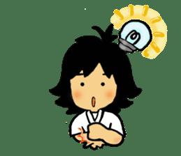 osu karate kids sticker #14808864