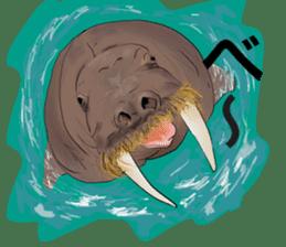 Cute Wild Animals sticker #14810106