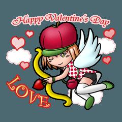 Kippi -Happy Valentine's Day-