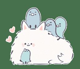 popome with friends(english) sticker #14825063