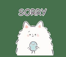 popome with friends(english) sticker #14825069