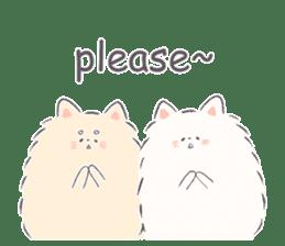 popome with friends(english) sticker #14825091