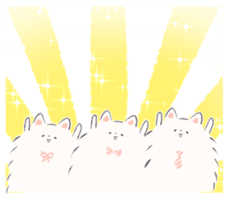 popome with friends(english) sticker #14825101