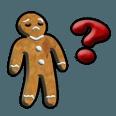gingerbread Mans (English)