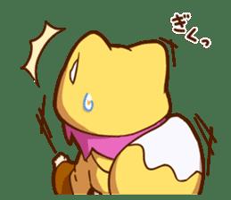 YUZUHA chan BOTAN kun Sticker sticker #14845102