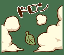 YUZUHA chan BOTAN kun Sticker sticker #14845122