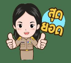 funny teacher (animation) sticker #14858060