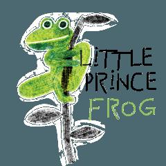 6-9 / Little Prince Frog-Finn