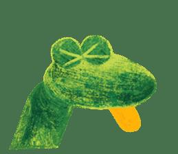 6-9 / Little Prince Frog-Finn sticker #14870271