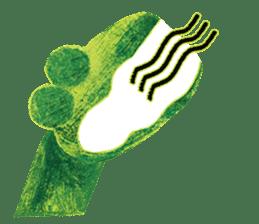 6-9 / Little Prince Frog-Finn sticker #14870272