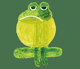 6-9 / Little Prince Frog-Finn sticker #14870286
