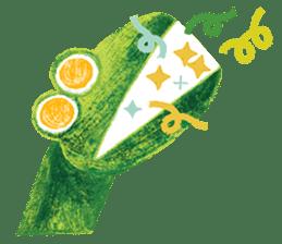 6-9 / Little Prince Frog-Finn sticker #14870290