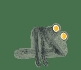 6-9 / Little Prince Frog-Finn sticker #14870295