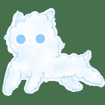 Doodle Alpaca sticker #14870490