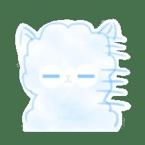 Doodle Alpaca sticker #14870498