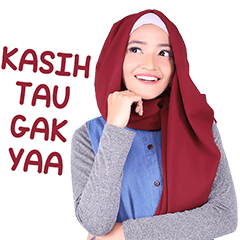 Flower Hijab: Zyana Regyna