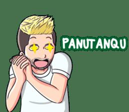 Anak Hits 2K17 sticker #14876848