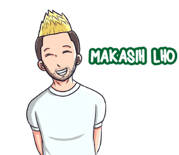 Anak Hits 2K17 sticker #14876860