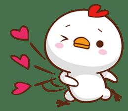 GG I Love You sticker #14880611