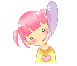 Daily Pink Candy sticker #14884352