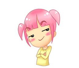 Daily Pink Candy sticker #14884353