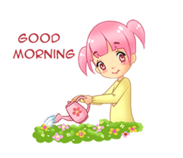 Daily Pink Candy sticker #14884356