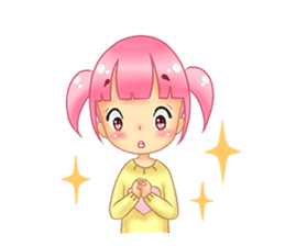 Daily Pink Candy sticker #14884358