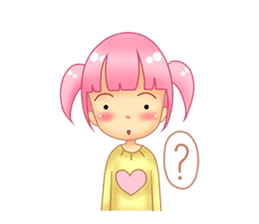 Daily Pink Candy sticker #14884360