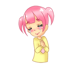 Daily Pink Candy sticker #14884383