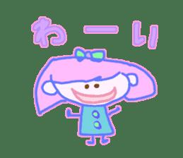 YUME KAWAII graffiti stickers(Japanese) sticker #14891086