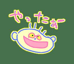 YUME KAWAII graffiti stickers(Japanese) sticker #14891087