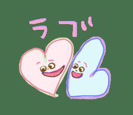 YUME KAWAII graffiti stickers(Japanese) sticker #14891102