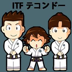 ITF TAEKWON-DO FAMILY NO.1