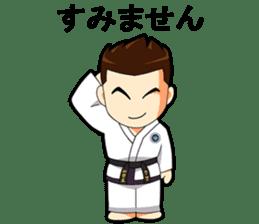 ITF TAEKWON-DO FAMILY NO.1 sticker #14891922