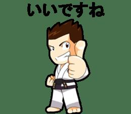 ITF TAEKWON-DO FAMILY NO.1 sticker #14891923