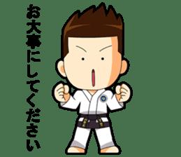 ITF TAEKWON-DO FAMILY NO.1 sticker #14891925