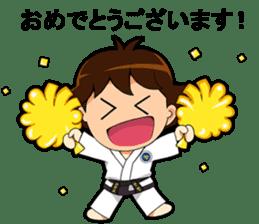 ITF TAEKWON-DO FAMILY NO.1 sticker #14891927