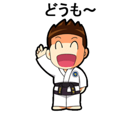 ITF TAEKWON-DO FAMILY NO.1 sticker #14891929
