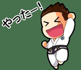 ITF TAEKWON-DO FAMILY NO.1 sticker #14891936