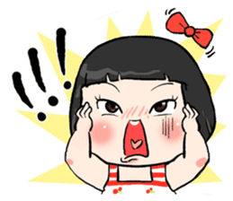 Khing Khing so cute (Eng) sticker #14897299