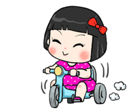 Khing Khing so cute (Eng) sticker #14897304