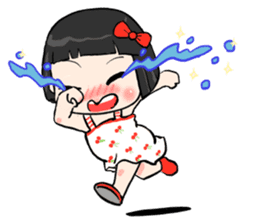 Khing Khing so cute (Eng) sticker #14897305