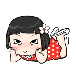 Khing Khing so cute (Eng) sticker #14897318