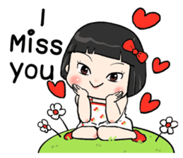 Khing Khing so cute (Eng) sticker #14897321
